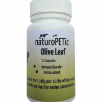 olive leaf antioxidant supplement for dogs and cats